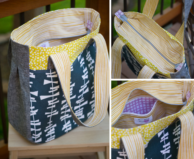 Super Tote - from Marta with Love