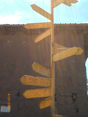 Taken on the island of Taquille, on Lago Titicaca