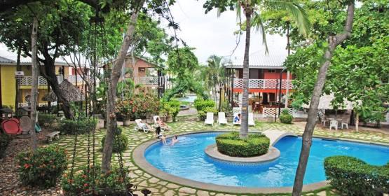 Hotel Vista Mar Pochomil Beach-Nicaragua