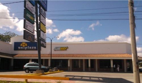 Uniplaza el nuevo centro comercial en Managua