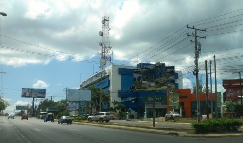 Internet en Nicaragua