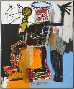 basquiatpainting