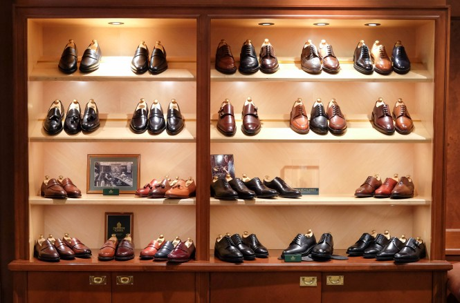 crockett and jones jermyn st london