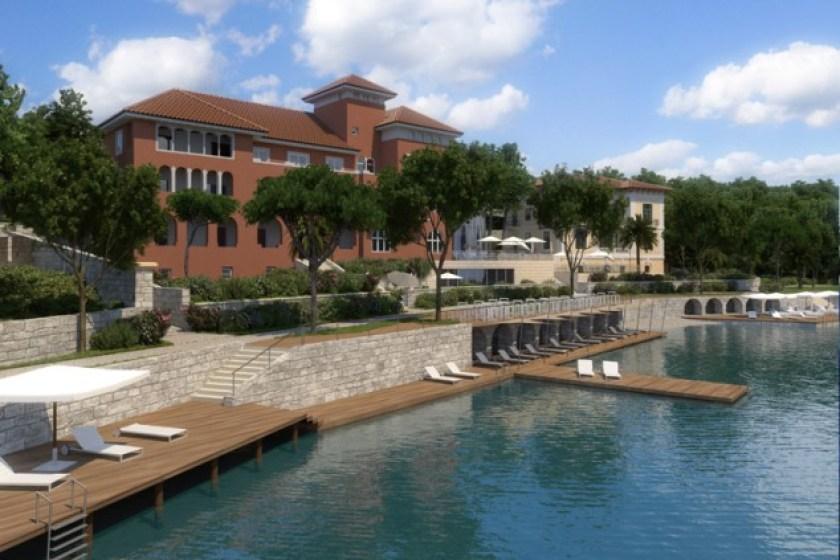 16 beach boutique hotels in italy portugal and croatia for Boutique hotel intermezzo 4 pag croatie