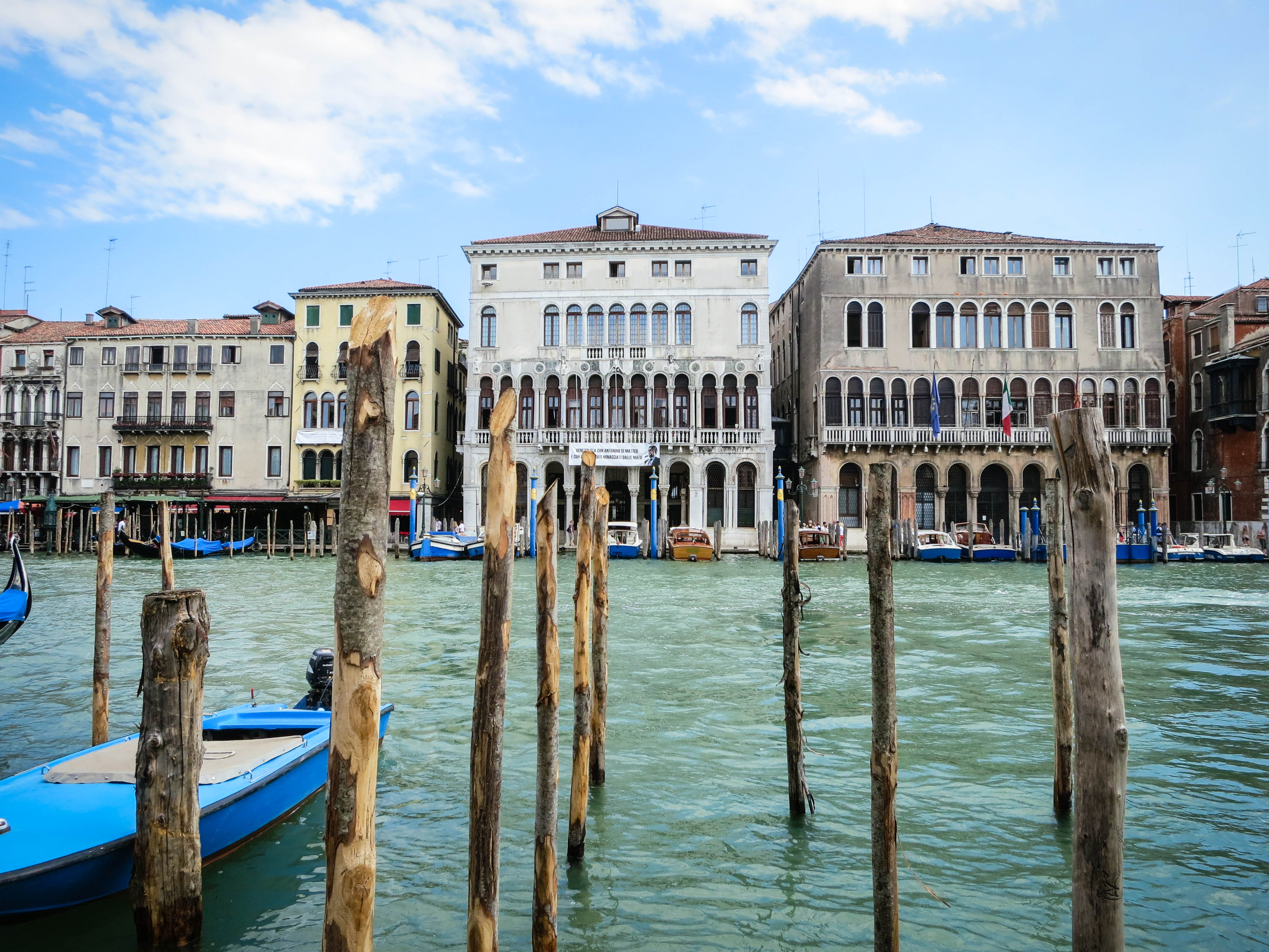 Venice with children – where to stay