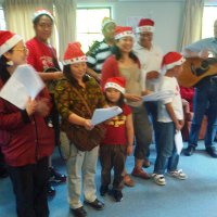 Sharing the Spirit of Christmas in Auckland through Caroling