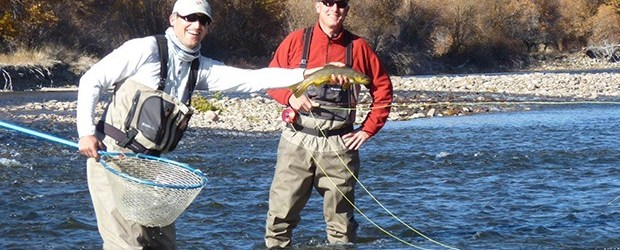 Autumn in the American West: A Perfect Time for Navigating Montana's Rivers (Part 3)