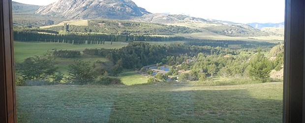 A Room with a View: Coyhaique River Lodge