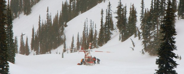 A New Adventure: Heli-Skiing in Canada