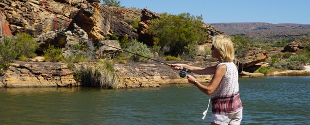 women fly fishing | frontiers international travel, Fly Fishing Bait