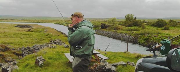 Myvatnssveit Fishing, Iceland