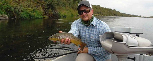 Fall Fishing Tactics for the American West