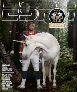2012 Fantasy Football Issue