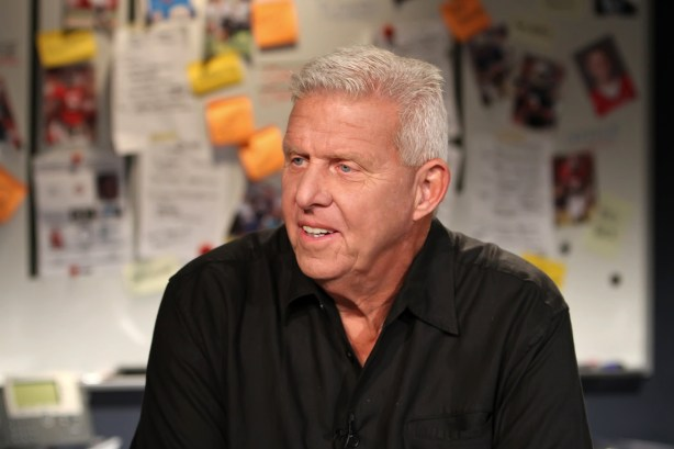 Pro Football Hall of Fame Class of 2013 inductee, ESPN&#039;s Bill Parcells