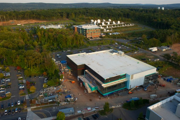 Digital Center 2 will add nearly 200,000 square feet of space to ESPN's Bristol, Conn. campus and be the new home of SportsCenter.