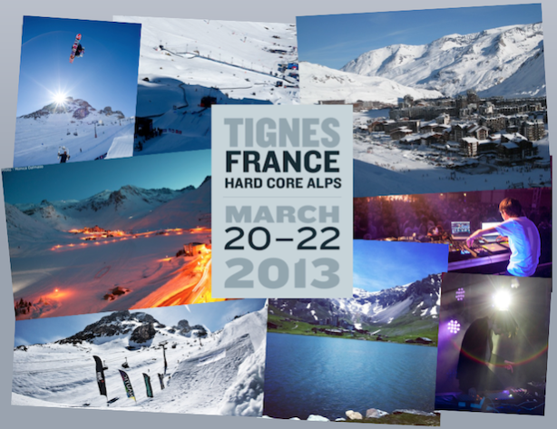 X Games Tignes is currently underway in France (Photo courtesy of ESPN Marketing)