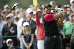 Tiger Woods (Allen Kee/ESPN Images)