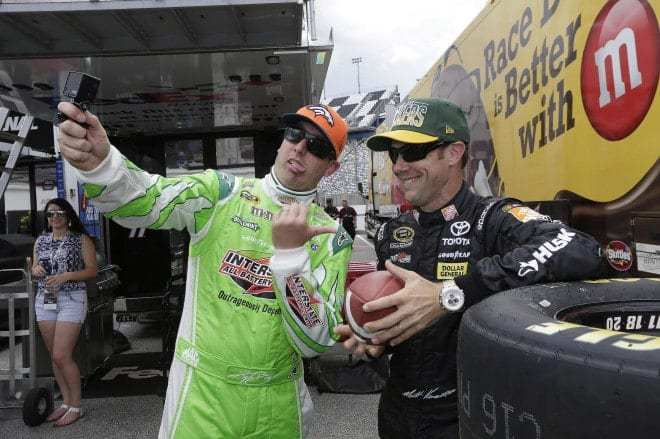 Frontstretch Foto Funnies: It's Only the White Pages…