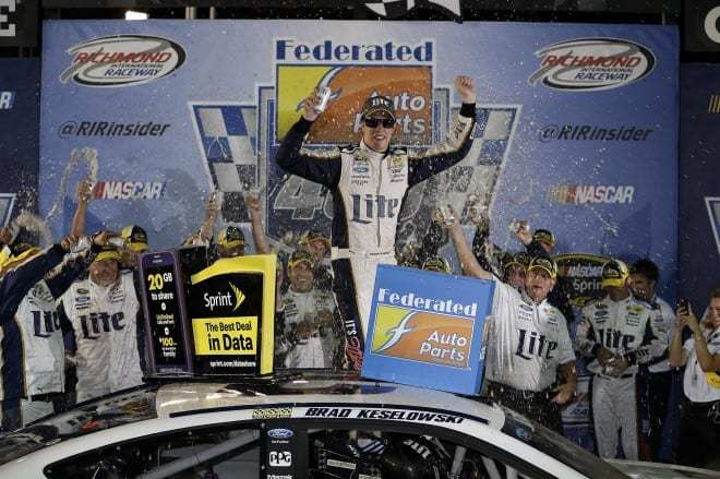 NASCAR Sprint Cup Power Rankings: Top 15 After Richmond