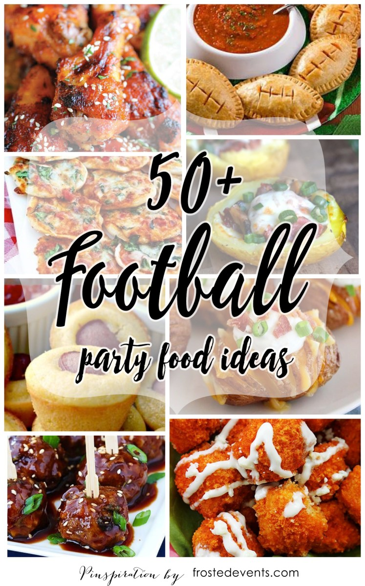 Football Party Food Ideas for a Winning Game Day Celebration