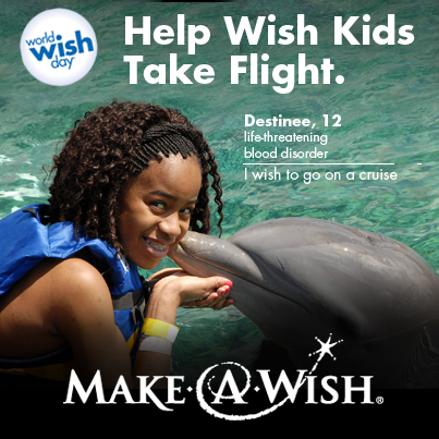 Make A Wish     Foundation Needs Airline Miles  World Wish Day     Make A Wish     Foundation Needs Airline Miles  World Wish Day