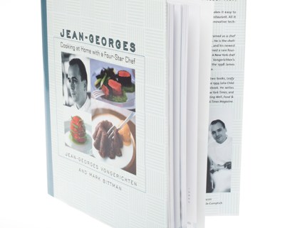 Cookbook: Cooking at Home with a Four Star Chef