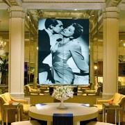 Hotel deLuxe Lobby - Portland, Oregon