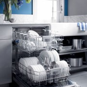 Thermador Dishwasher Interior