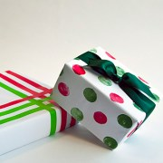 Kraft Paper Christmas Wrap