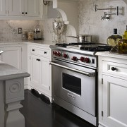 "Appliance Buyers Guide Wolf 36"" Gas Range"