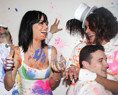 Katy Perry party