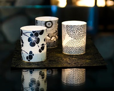 Brendan Power's Votive Candle Holders - Paul Joseph