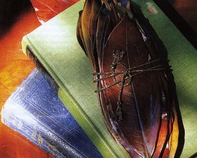 Leaf Bookmarks- Martin Tessler