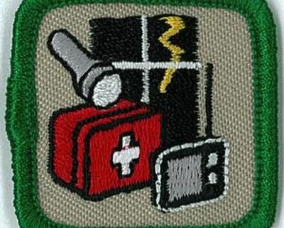Emergency Preparedness - Cub Scouts