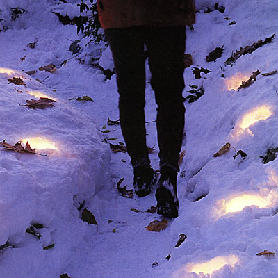 Candles In The Snow - Martin Tessler