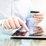 Shopping On The Tablet - iStock