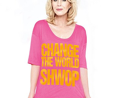 Joanna Lumley Goes Shwopping