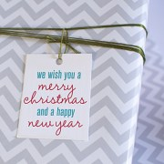 Gift Tag - Fifth & Hazel