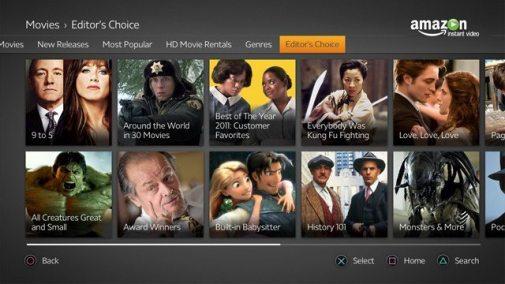 amazon prime streaming movies