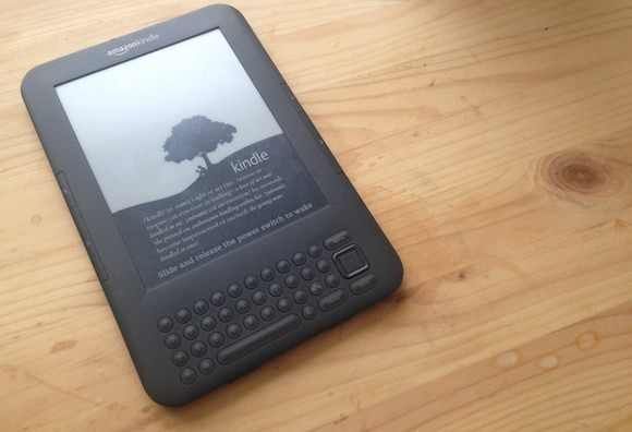 My Amazon Kindle: A Eulogy