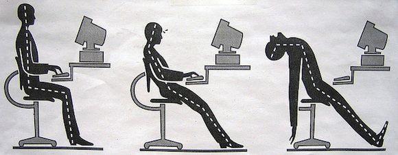workweek posture picture
