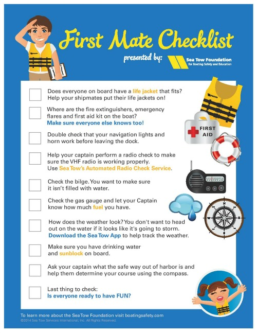 Sea-Tow-First-Mate-Checklist