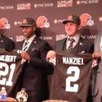 Farmer Manziel Getting Drafted by Ray Farmer