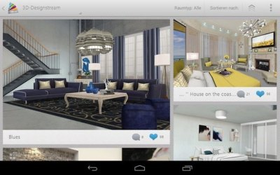 Homestyler Interior Design - Lots of room for hobby designers   AndroidPIT