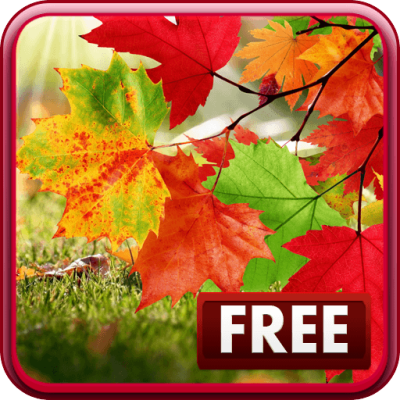 [Free] Falling Autumn Leaves Android Live Wallpaper   AndroidPIT