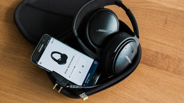 AndroidPIT Bose QuietComfort 35 review 3192