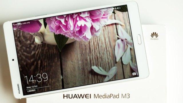 AndroidPIt huawei mediapad M3 9750