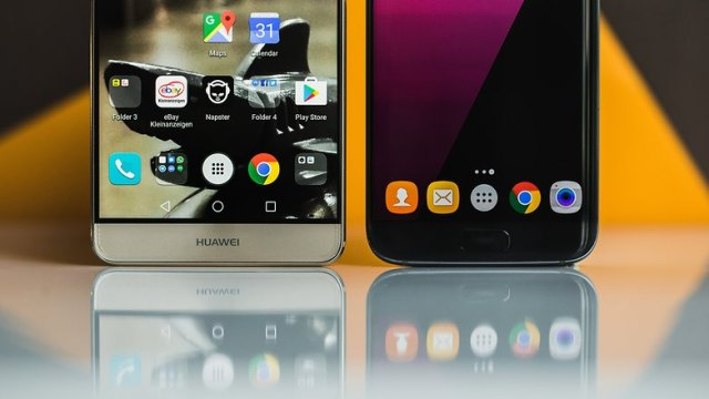 AndroidPIT huawei mate 9 vs samsung galaxy s7 edge 1211