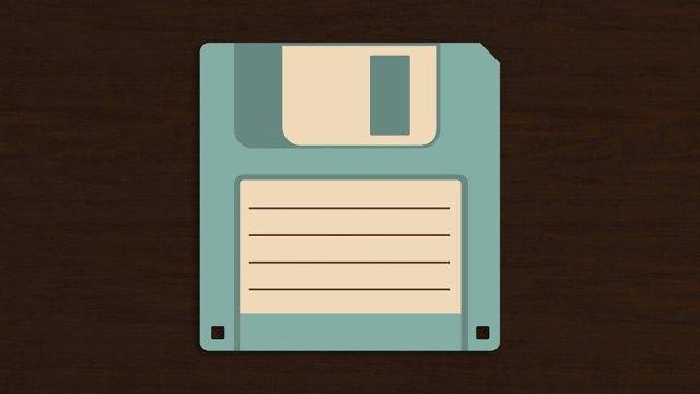 AndroidPIT floppy disk hero
