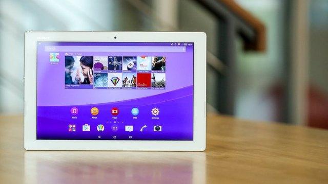 sony xperia z4 tablet 3